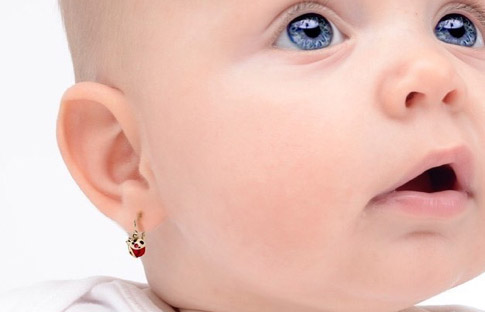 When to get her ears pierced?